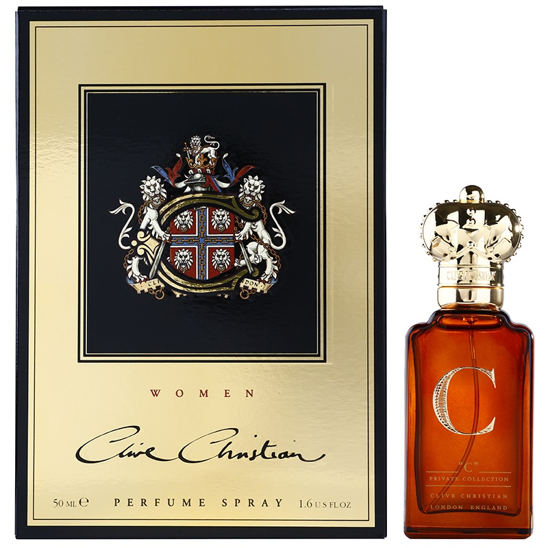 Clive Christian C For Women eau de parfum 50 ml spray.