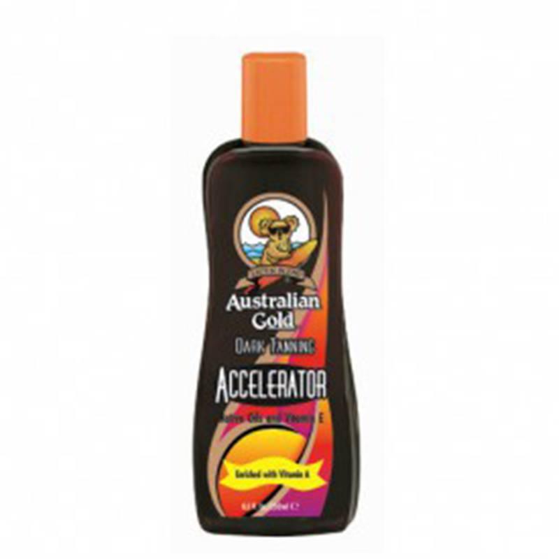 Australian Gold Dark Tanning Accelerator crema abbronzante 250 ml