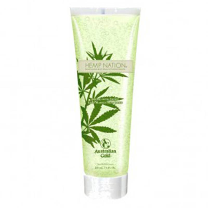 Australian Gold Hemp Nation Body Wash docciaschiuma per abbronzatura