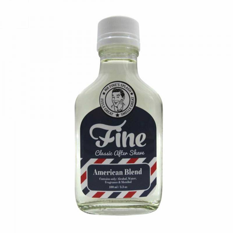 Fine Accoutrement American Blend Aftershave dopobarba 100 ml