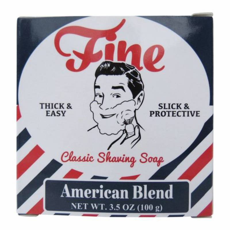 Fine Accourtsment American Blend sapone da barba 100 gr