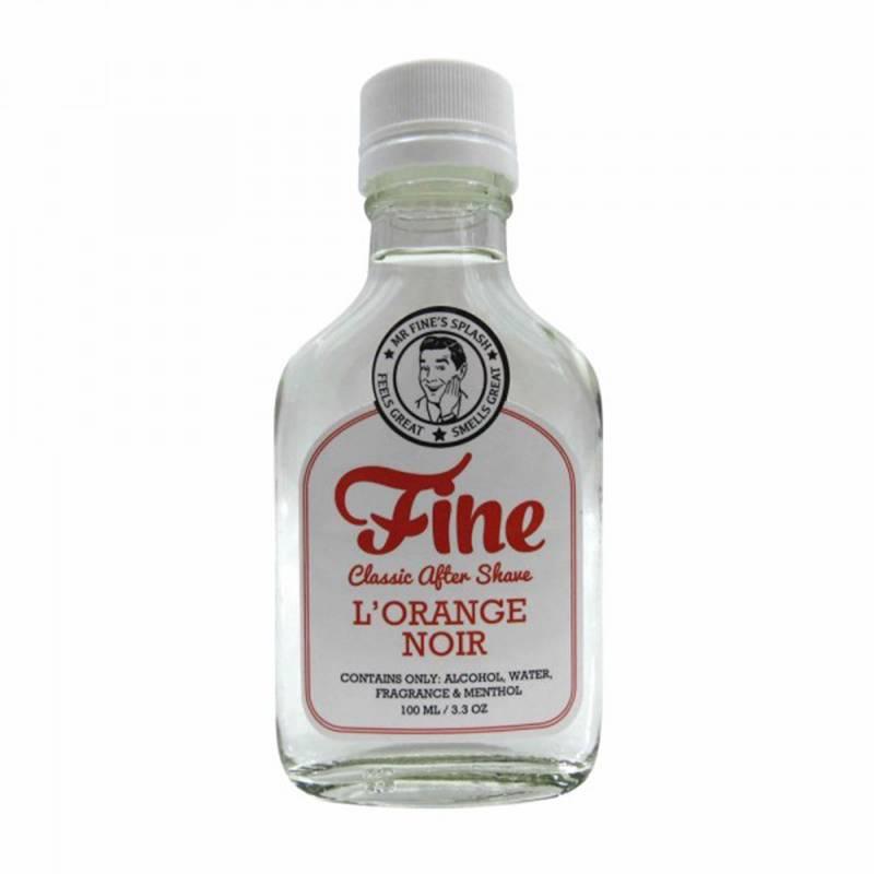 Fine Accourtsment L'Orange noir aftershave è un dopobarba da 100 ml