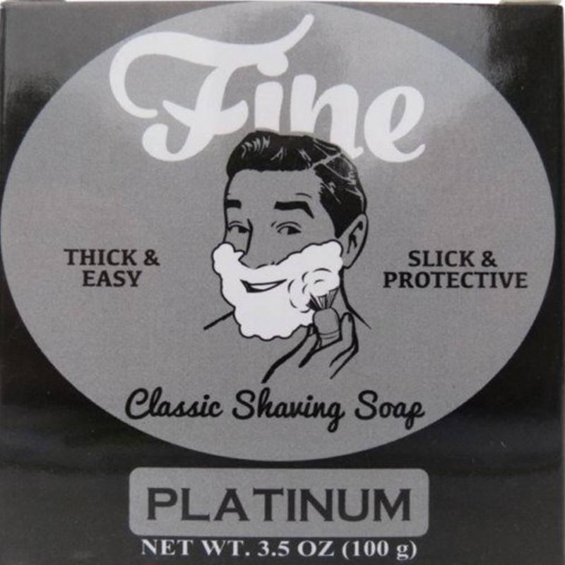 Fine accourtsment platinum sapone da barba 100 gr