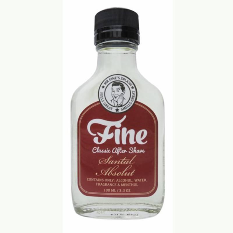 Fine Accourtsment Santal Absolut Aftershave 100ml