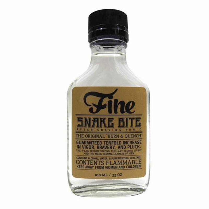 Fine Accourtsment Snake Bite Aftershave 100ml