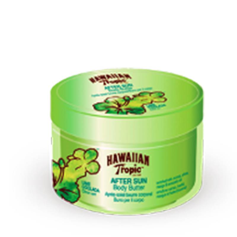 Hawaiian Tropic After Sun Butter Lime Colada 200 ml