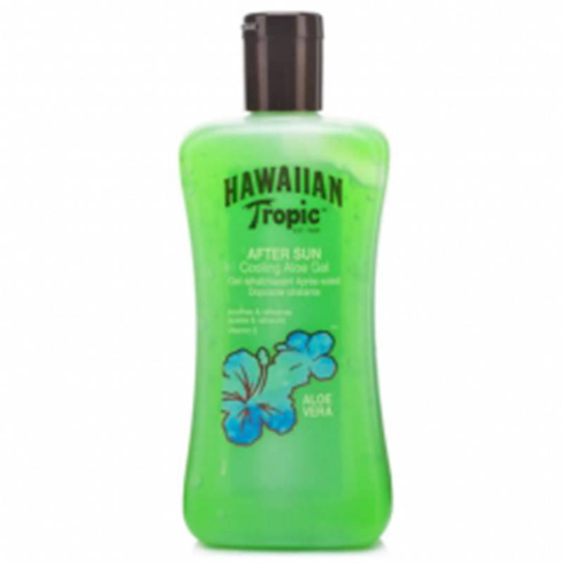 Hawaiian Tropin After Sun Cooling Aloe Gel 200ml