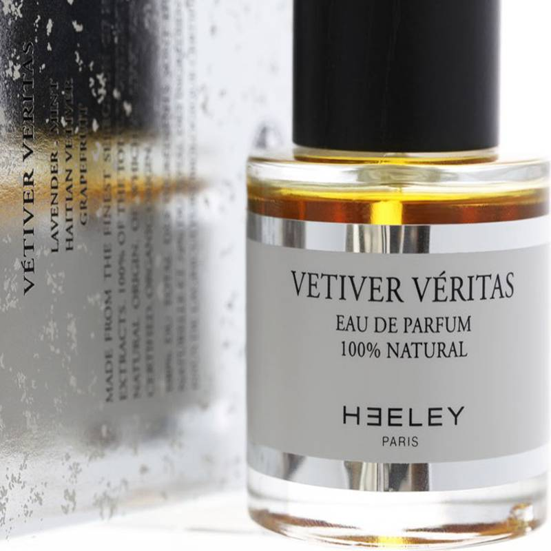 Heeley Vetiver Veritas eau de parfum 50 ml spray.
