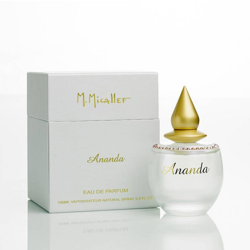 M. Micallef Ananda eau de parfum 100ml spray