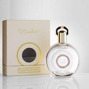 M. Micallef Royal Rose Aoud eau de parfum 100 ml spray