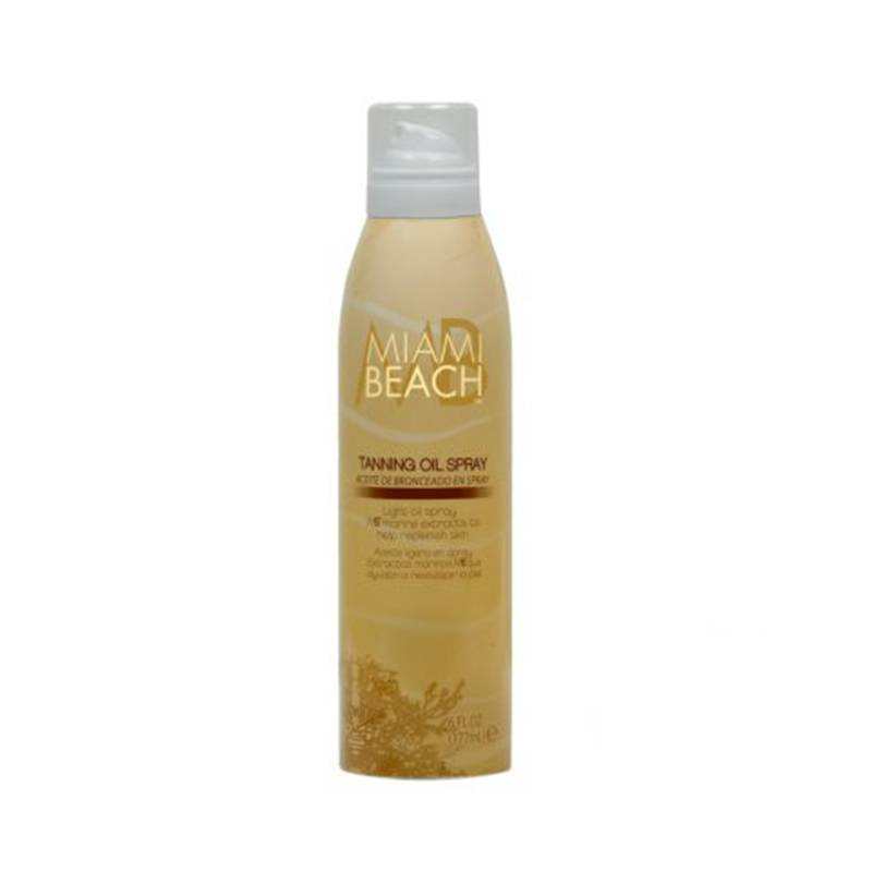 Miami Beach Tanning Oil Spray 177ml spray abbronzante