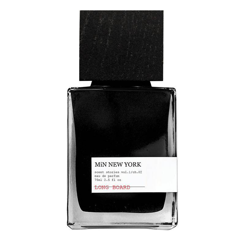 Min New York Vol. 1 Capitolo 02 Long Board eau de parfum 75 ml spray concentrazione 20%.