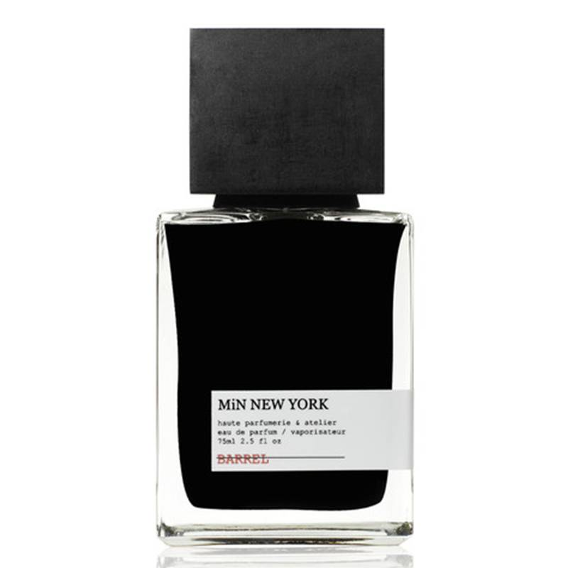 Min New York Vol.1 Capitolo 06 Barrel eau de parfum 75 ml spray concentrazione 20%.