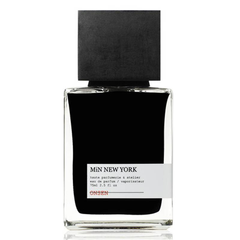 Min New York Vol. 1 Capitolo 10 Onsen eau de parfum 75 ml spray concentrazione 20%.