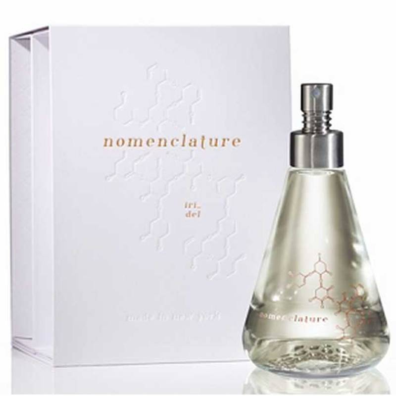 Nomenclature Iri_Del eau de parfum 100 ml spray