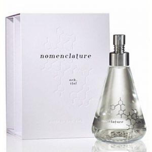 Nomenclature Orb_Ital eau de parfum 100 ml spray