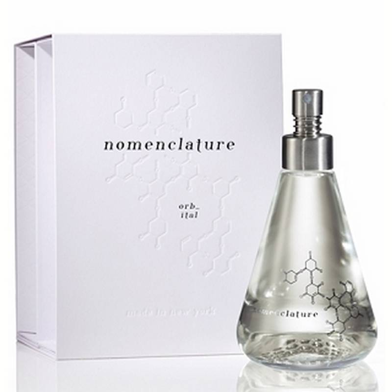 Nomenclature Orb_Ital eau de parfum 100 ml spray
