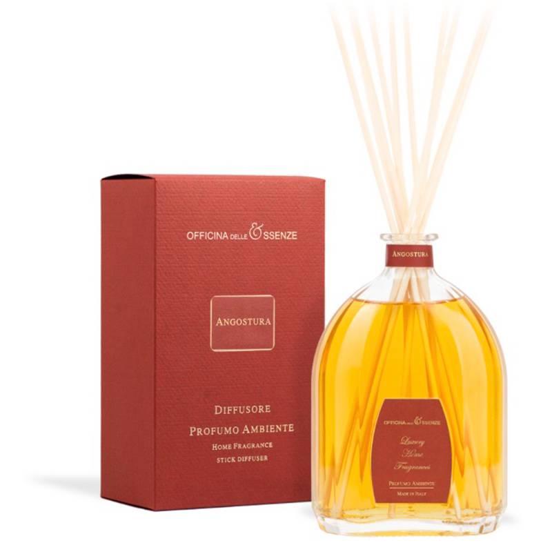 Officina delle Essenze Angostura 250 ml diffusore profumo bacchette