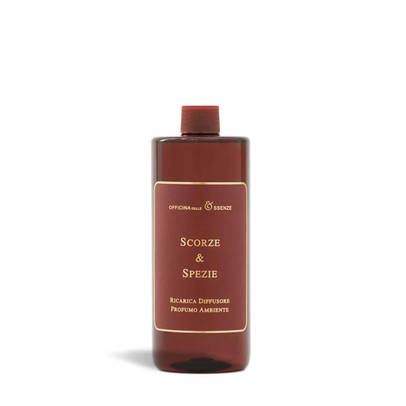 Officina delle Essenze Rum & Cassis Ricarica Diffusore 500 ml
