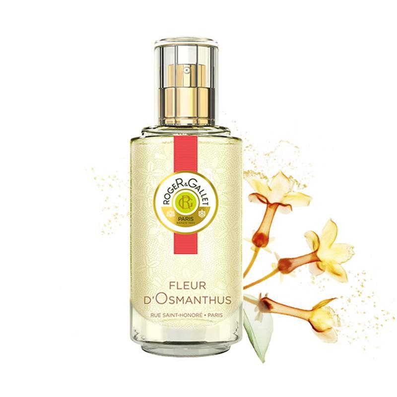 Roger Et Gallet Fleur D'Osmanthus acqua profumata di benessere