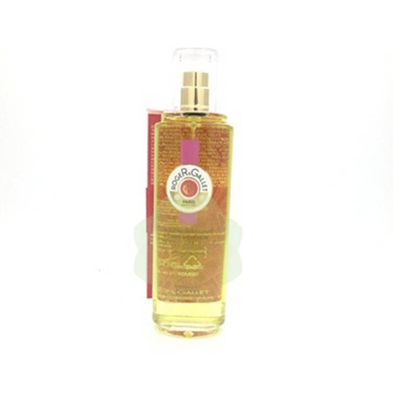 Roger Et Gallet Gingembre Rouge olio profumato per capelli e corpo 100 ml
