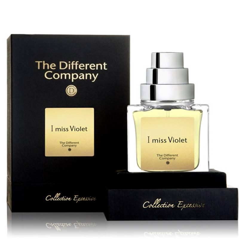 The Different Company I Miss Violet eau de parfum 50 ml