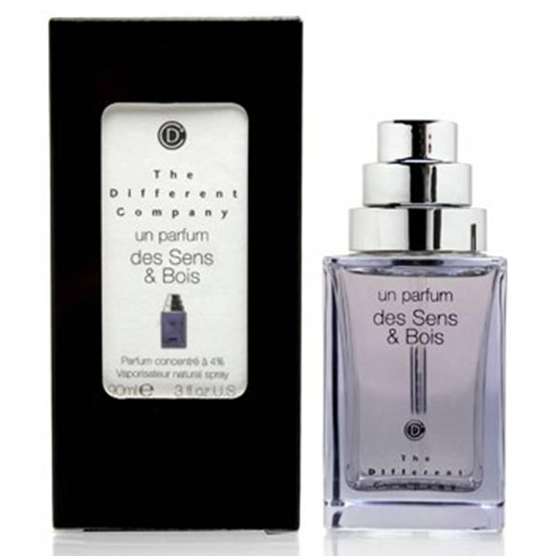 The Different Company un parfum sens et bois eau de toilette 90 ml spray