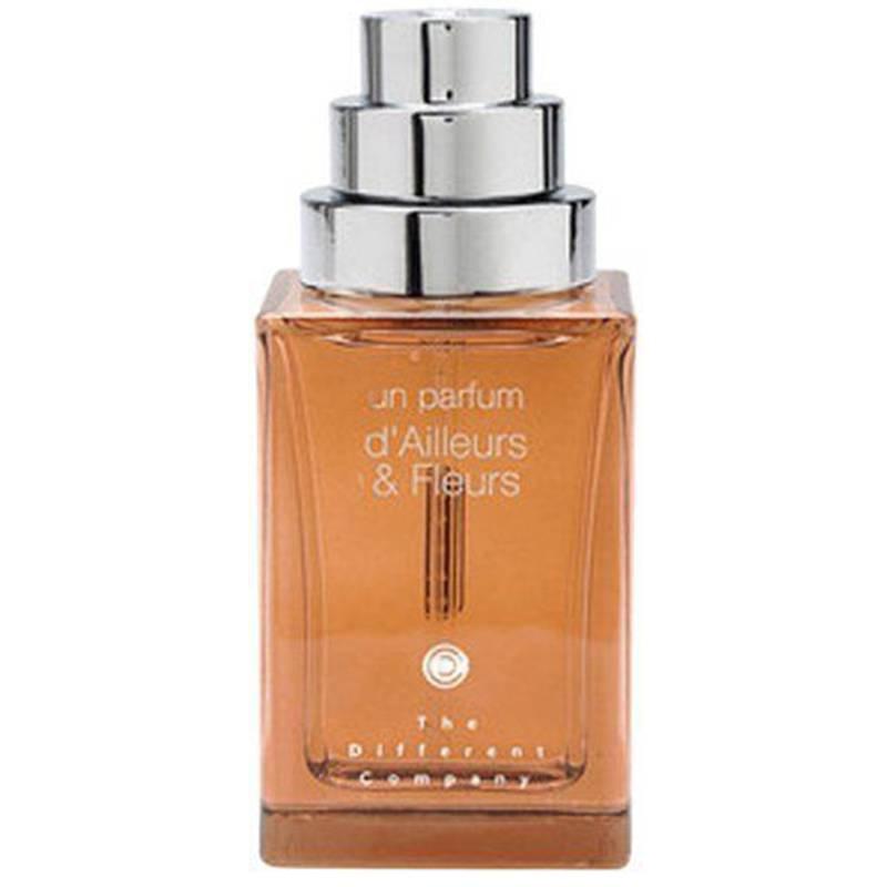 The Different Company Un Parfum d'Ailleurs et Fleurs Eau de Toilette 50 ml spray Ricarica Long Trip