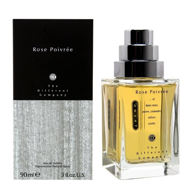 The Different Company rose Poivree Eau de Toilette