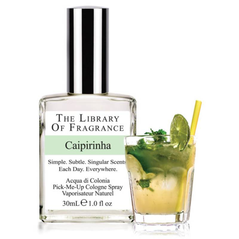 The Library of Fragrance Caipirinha acqua di colonia 30 ml spray