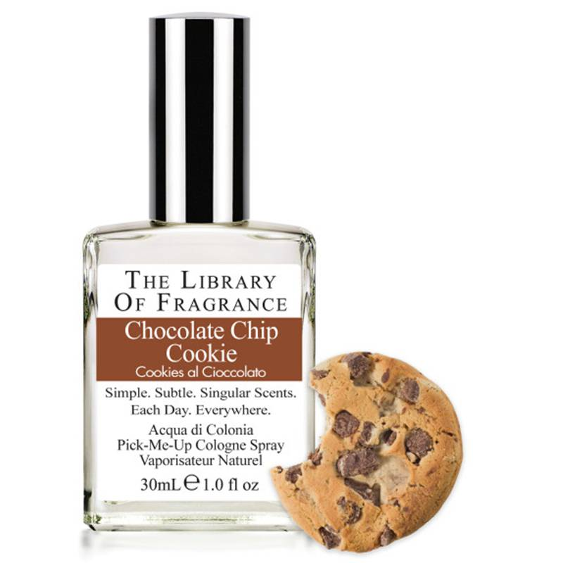 The Library of Fragrance Chocolate Chip Cookie acqua di colonia 30 ml