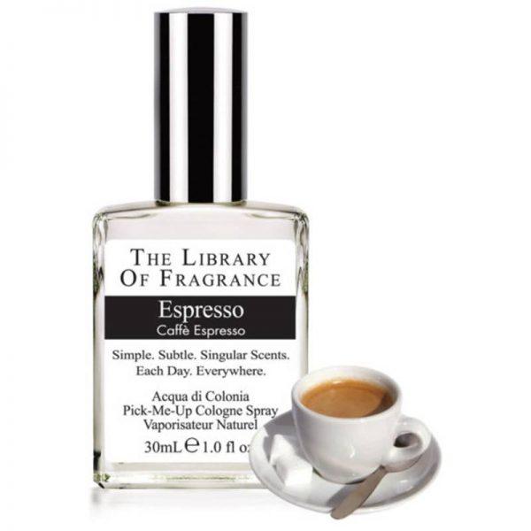 The Library of Fragrance Espresso acqua di colonia 30 ml spray