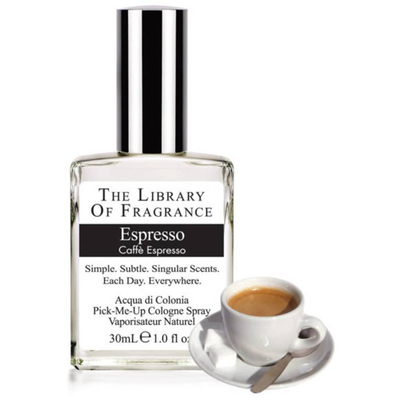 The Library of Fragrance Espresso acqua di colonia 30 ml spray