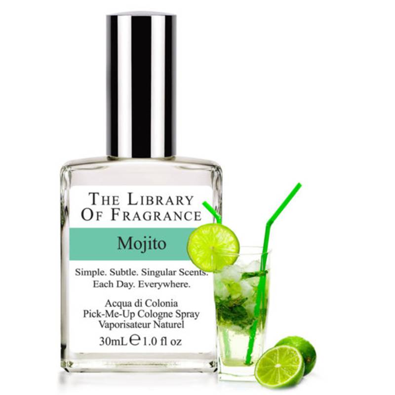 The Library of Fragrance Mojito acqua di colonia 30 ml spray