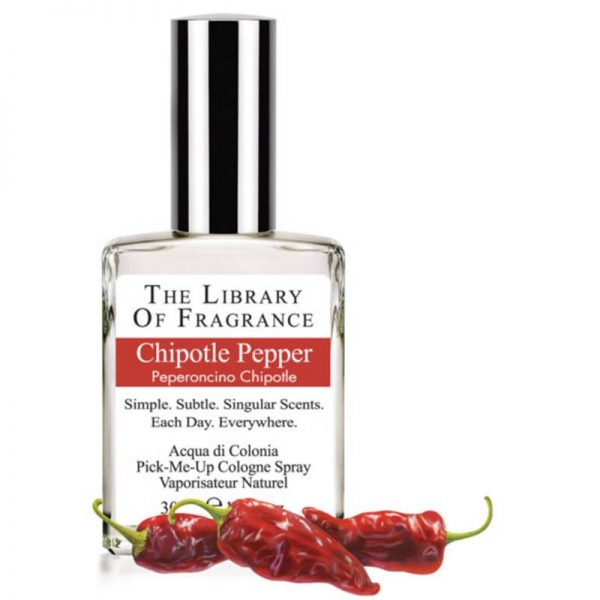 The Library of Fragrance peperoncino chipotle acuq adi colonia 30 ml spray