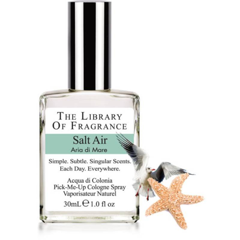 The Library Of Fragrance Salt Air acqua di colonia 30 ml spray