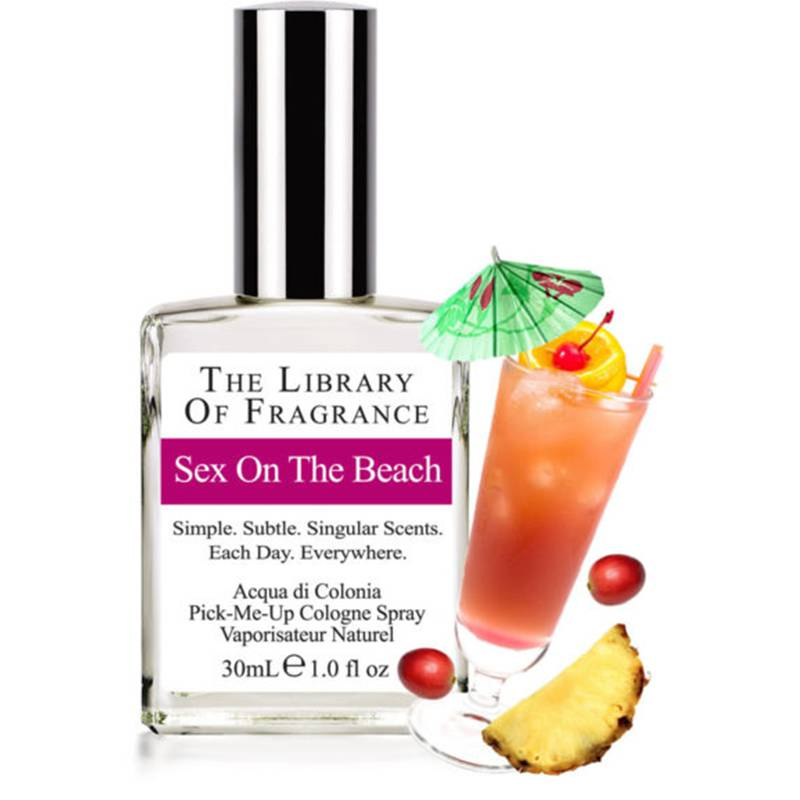 The Library of Fragrance Sex on the Beach 30 ml spray