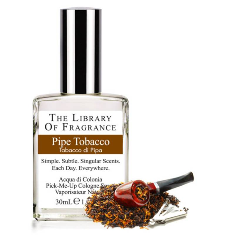 The Library of Fragrance Tabacco di Pipa acqua di colonia 30 ml spray