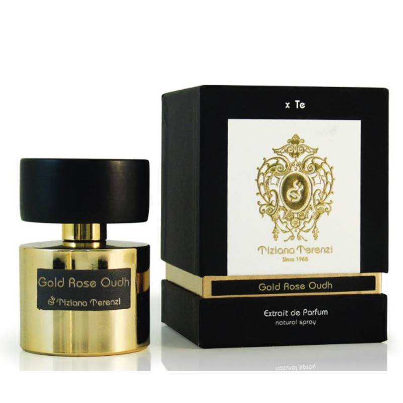 Tiziana Terenzi Gold Rose Oudh Extrait De Parfum 100ml spray