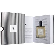 Eight & Bob Originale Perfum Inside Book