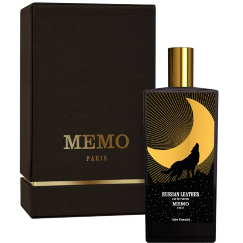 Memo Russian Leather Partum 75 ml spray