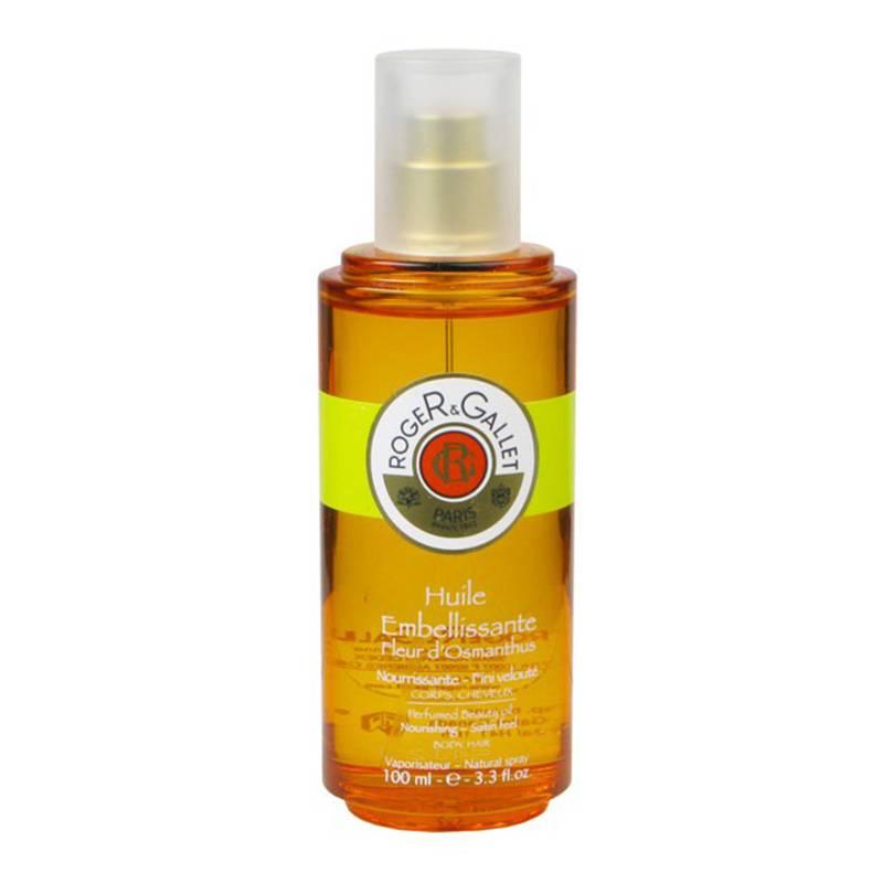 Roger Et Gallet Fleur D'Osmanthus olio profumato per capelli e corpo 100 ml