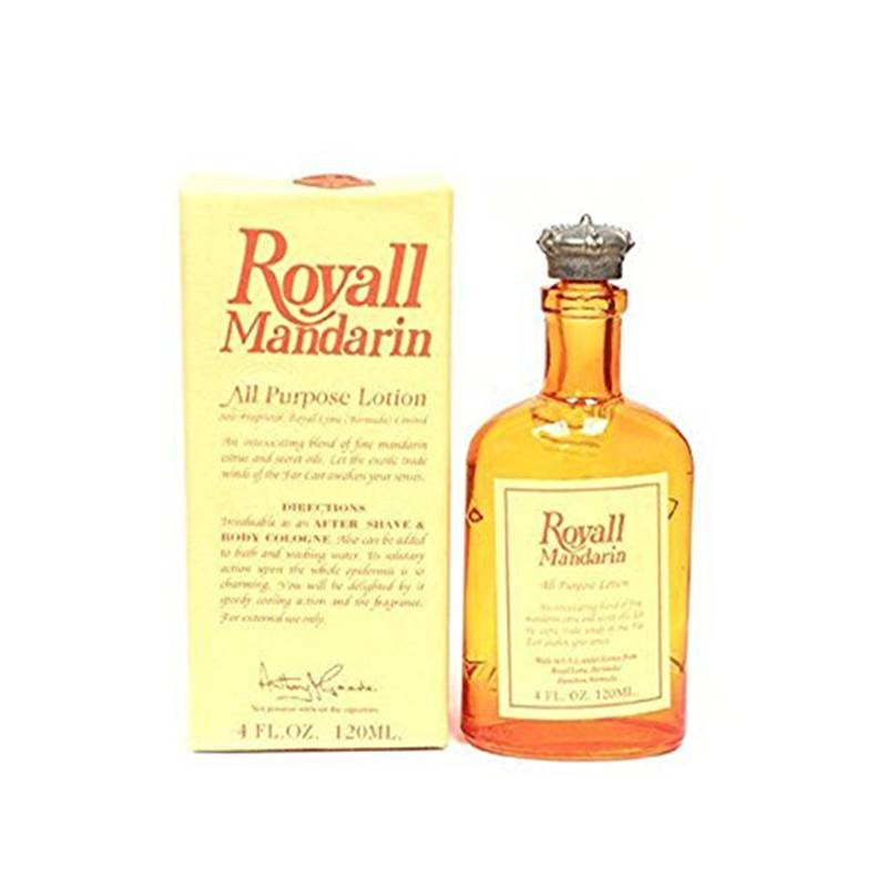 Bermuda Royall Mandarin All Purpose Lotion 120 ml