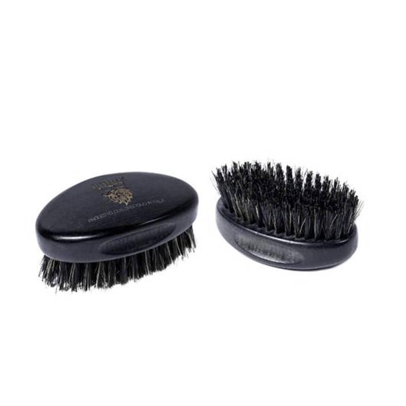 Hipesteria spazzola B Brush per barba in legno e setole naturali