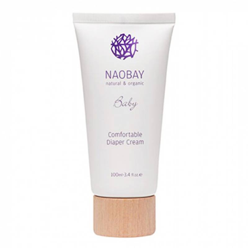 Naobay Comfortable Diaper Cream Linea Baby 100 ml