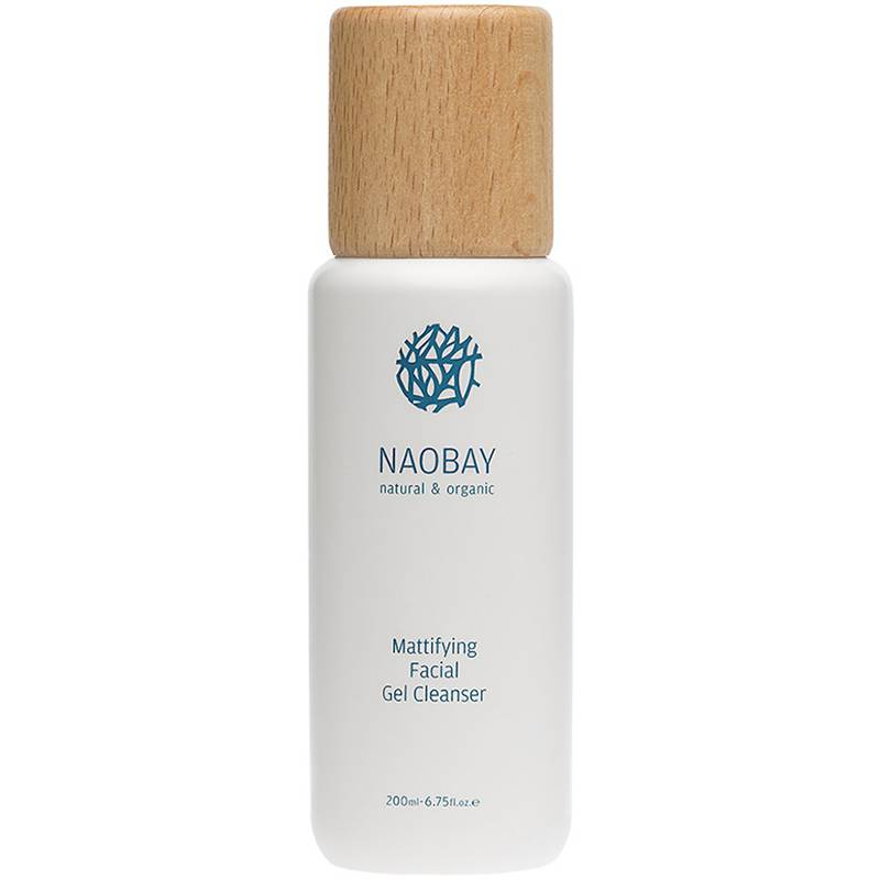 Naobay Mattifiying Facial Gel Cleanser Linea Pelli Grasse 200 ml