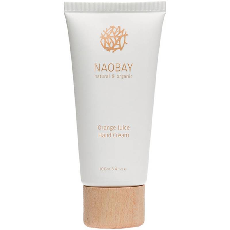 Naobay Orange Juice Hand Cream Linea Corpo 100 ml