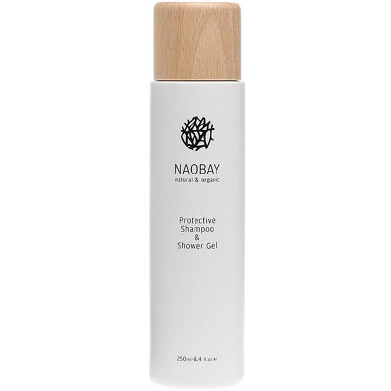 Naobay Proteetive Shampoo and Shower Linea corpo 250 ml