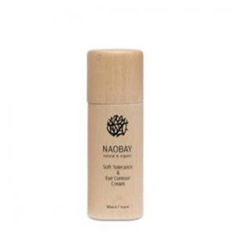 Naobay Soft Tolleranee & Eye Contour Cream 50 ml