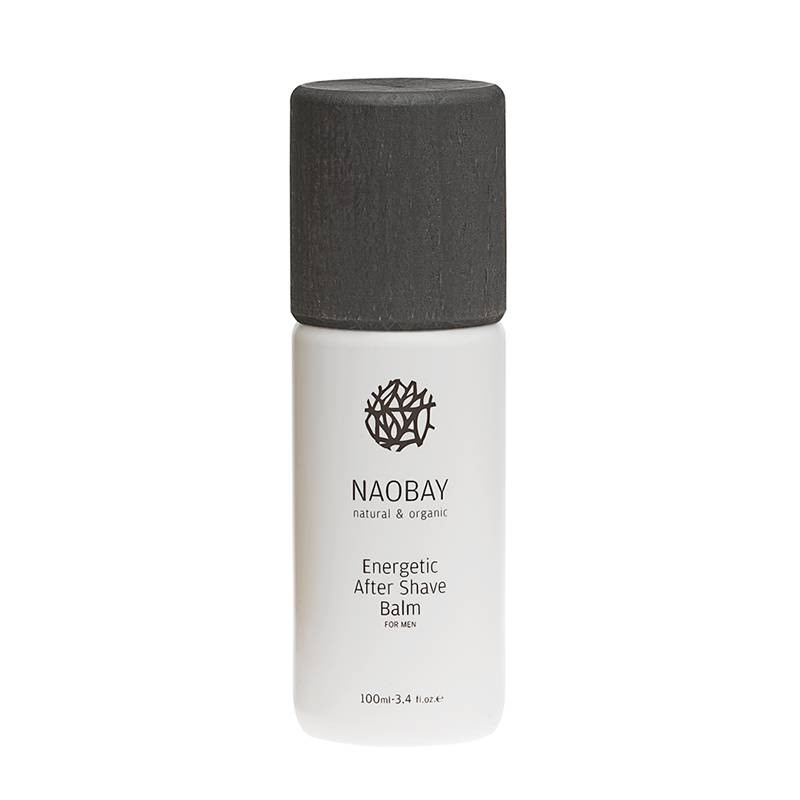 Naobay Energetic After Shave Balm 100 ml
